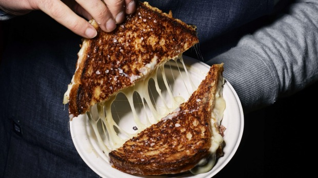 Look away now - high-carb toasties are probably off the menu if you want to maintain your weight.