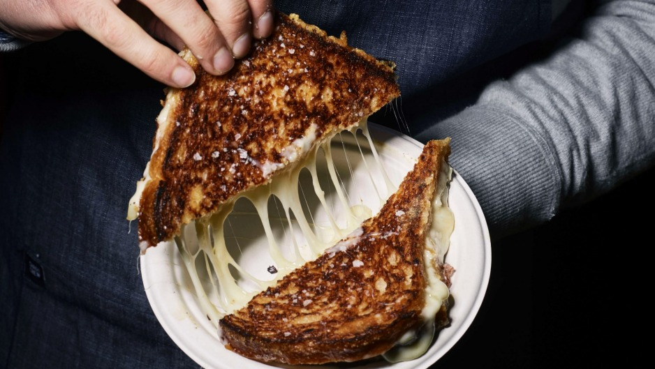 Maker and Monger's menu is expanding beyond grilled cheese toasties.