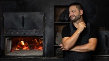 Lennox Hastie is cooking at WILDfest as part of Good Food Month.