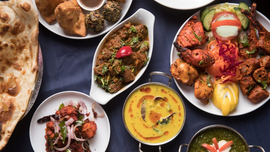 Bright flavours: a selection of dishes at Spice Pantry, Prahran.