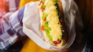 Pick up a completo: Hotdogs go all out at La Paula in Fairfield.