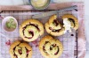 Helen Goh's strawberry, lime and creme fraiche scone swirls <a ...