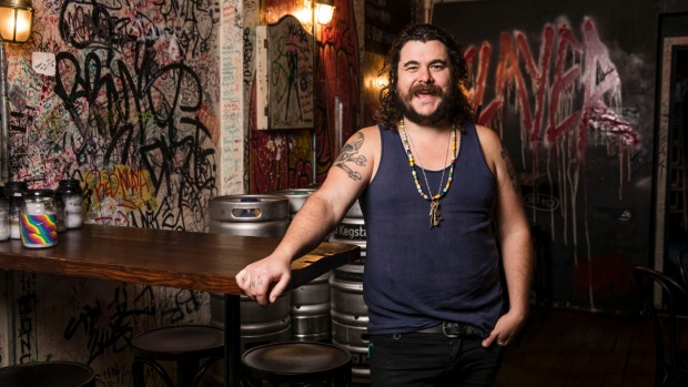 Mary's owner Jake Smyth reckons the Aussie burger is here to stay.