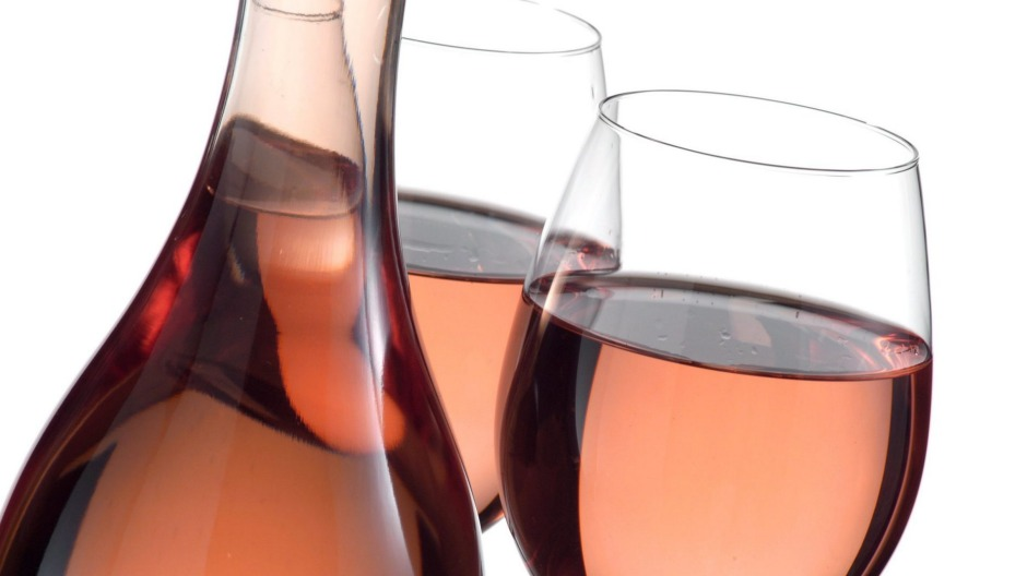 In Australian, rosé can be made from any grape variety.