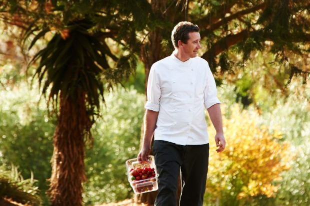 Santa Vittoria Regional Restaurant of the Year: Brae, Birregurra, Victoria. (Pictured: Chef Dan Hunter.)