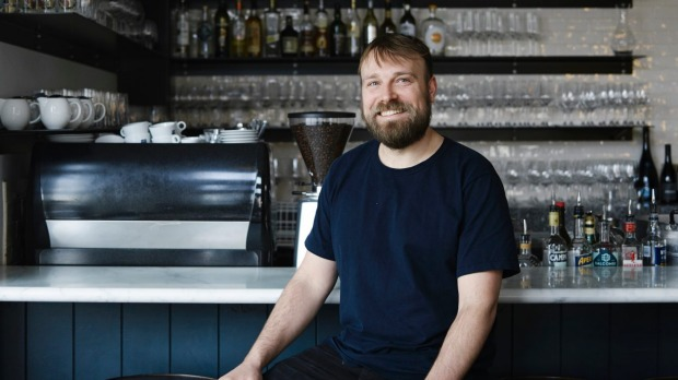 Travis Howe from the Carlton Wine Room: 'There's something pretty special about the aniseed of pastis paired with citrus.'