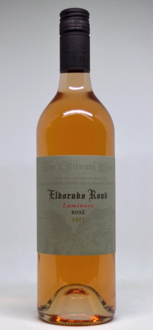 Eldorado Road Luminoso Rosé 2017, North-East Victoria.