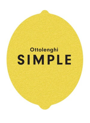 Ottolenghi's latest cookbook, Simple - 'I'd rather the lemon does the talking'.