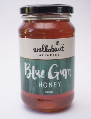 Walkabout blue gum honey.