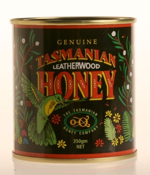 The Tasmanian Honey Company's leatherwood honey.