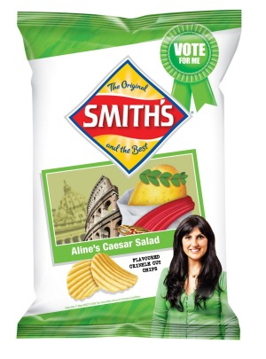 From the vault: A past Smith's flavour.
