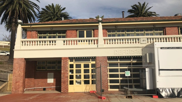 Built in the 1930s, the Beach House, Geelong, has been shuttered since 2016.