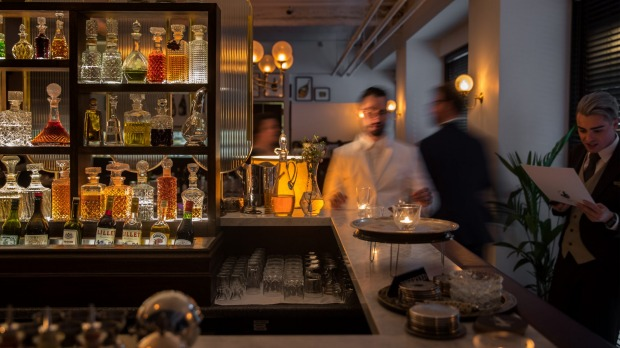 The Mayfair quietly closed over the 2018-2019 summer, and is now home to Pope Joan.