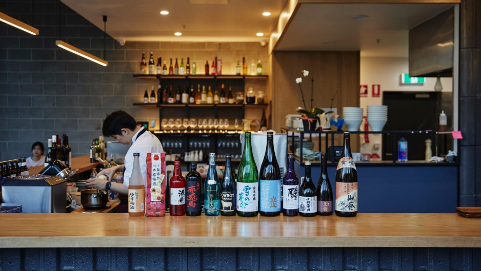 Torissong is an ambitious new Japanese diner with French edge