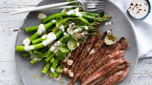 This anchovy sauce is great on a variety of vegetables.