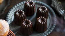 Flour and Stone's canele.