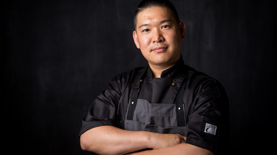 General Chao head chef Son Sewoo.