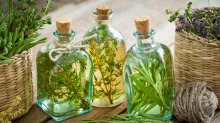Become your own flavour wizard by infusing oils and vinegars.