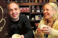 Tom and Lilly Haikin  built their fortune opening the first Max Brenner chocolate bar in Paddington in 2000.