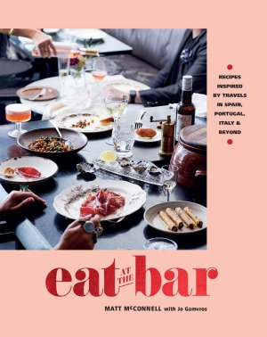 Eat at the Bar by Matt McConnell.