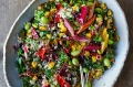 Eat the rainbow with this colourful quinoa salad.
