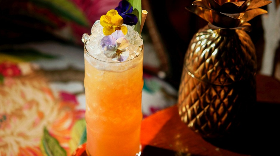 Welcome to the rum renaissance: The Floor is Guava cocktail from Lobo Plantation.