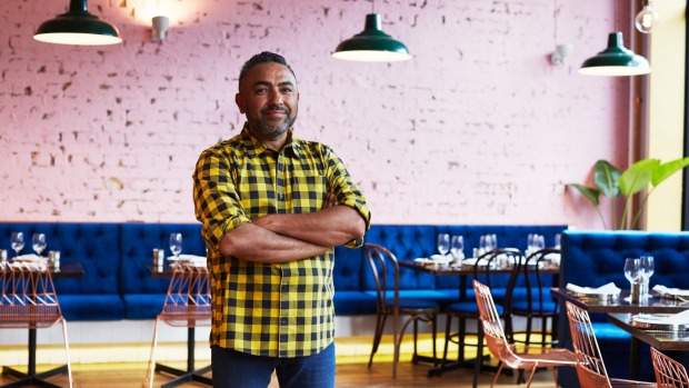 """""""I think it's much better to be paranoid."""" Don't Tell Aunty chef and owner Jessi Singh."""