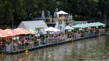 Take me to the river: Arbory Afloat will float your boat this summer.