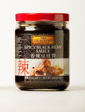 Lee Kum Kee spicy black bean sauce