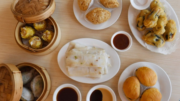 Carlingford Vegetarian Cuisine is a blessing for vegetarians who usually miss out on yum cha.