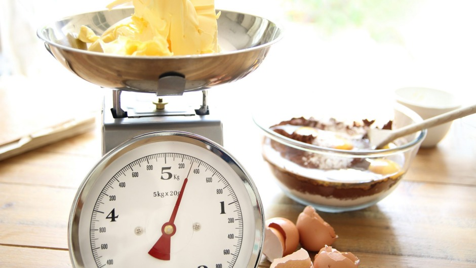 Make sure you measure carefully for the best baking results.