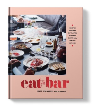 Eat at the Bar by Matt McConnell with Jo Gamvros.