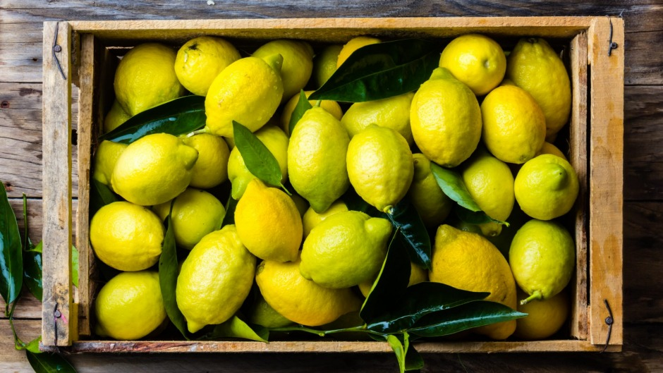 If you see very shiny citrus in the supermarket, it has probably been treated with wax.