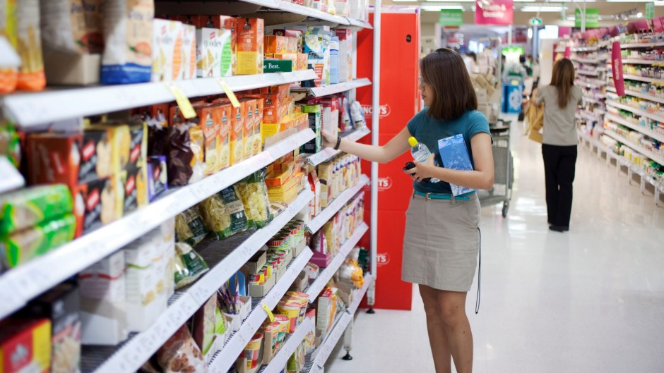Researchers tested 256 food products labelled gluten-free and found small amounts in a small selection.