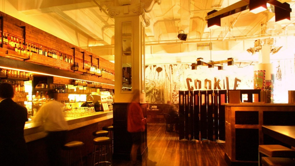 Much-loved bar/restaurant/everything Cookie won the Hall of Fame Award at the Eat Drink Design Awards 2018.