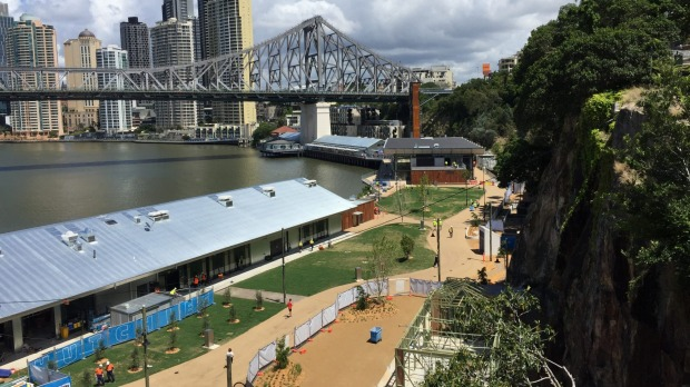 The Good Food Guide 2020 awards will be held at Howard Smith Wharves in Brisbane.