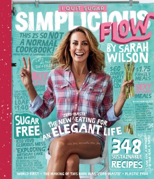 I Quit Sugar: Simplicious Flow by Sarah Wilson.