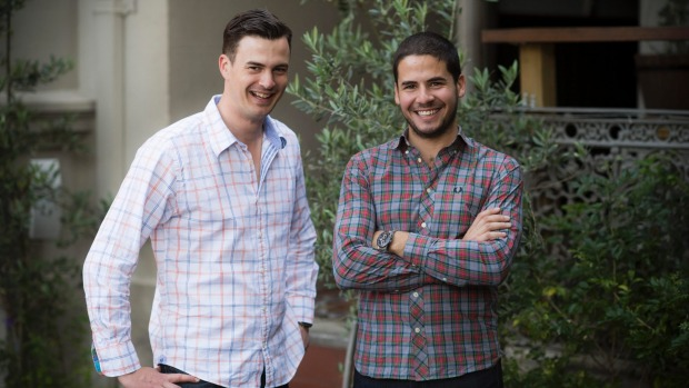 The Charleston is the second venue for co-owners Rob Teitzel and Osman Misirlizade.