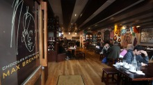 Movie chain United Cinemas has been linked to Max Brenner's Australian arm.