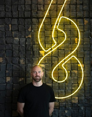 Eightysix owner Gus Armstrong.