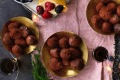 Helen Goh recipes: Christmas Horns of Plenty and Hazelnut Frangelico Truffles.