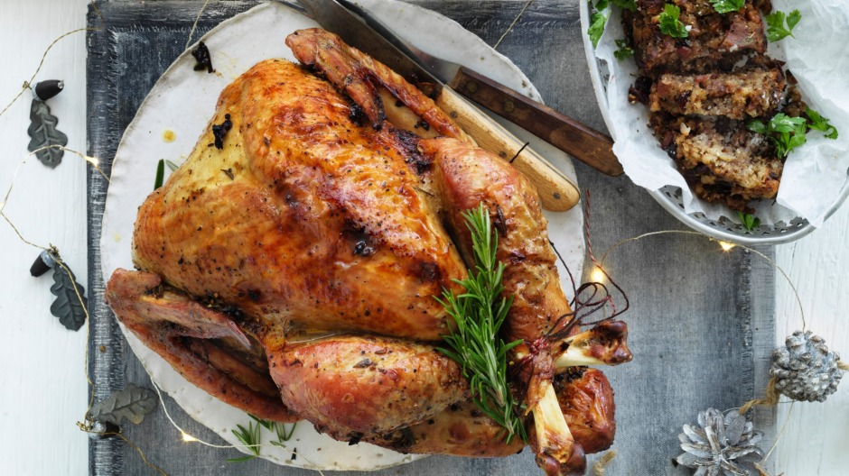 Don't panic - there are ways to speed up the time it takes to cook a turkey.