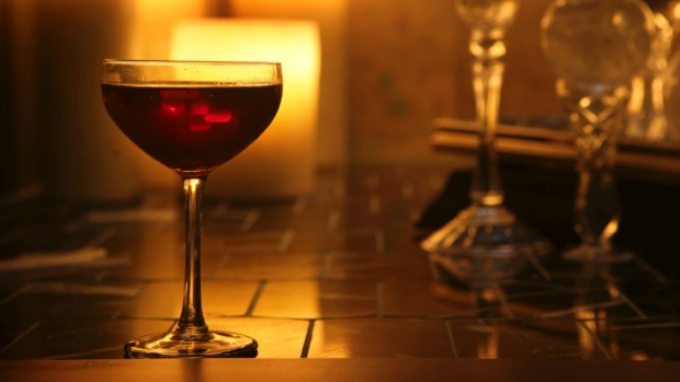 The Manhattan is based on a recipe from 1862.