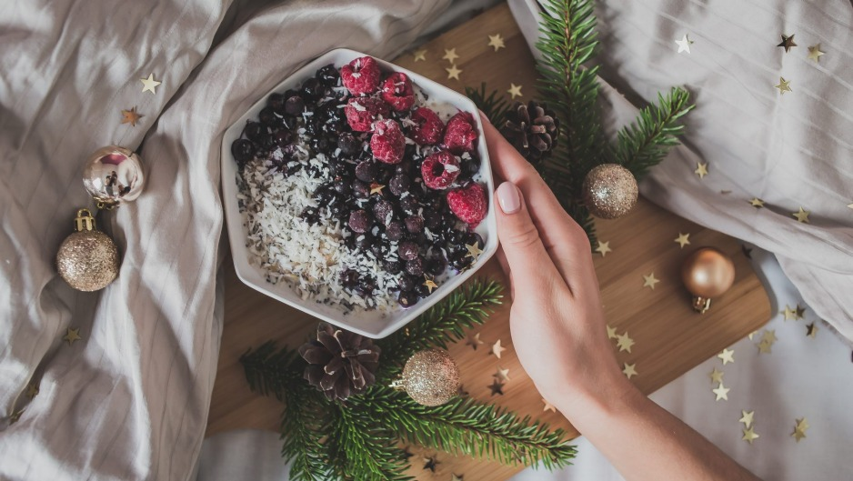 'Tis the season to be merry and indulge, but how can you limit some of the festive damage?