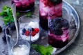 Red wine cordial.