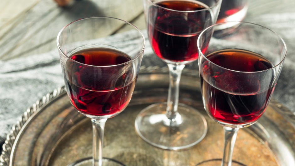 There are plenty of opportunities to crack open sweet wines during the festive season.