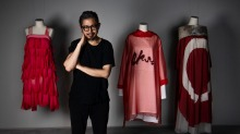 Australia offered fashion designer Akira Isogawa a level of freedom he couldn't find in Japan.