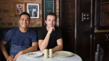 Tapos Singha and Nick Gurney are closing their Surry Hills restaurant Bang Street Food.