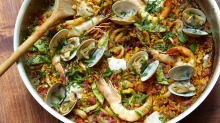 MoVida Lorne's menu will reflect the seaside location with dishes such as paella.