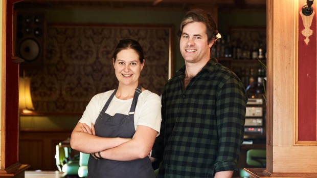 Almay Jordaan and Simon Denman from Neighbourhood Wine are opening a second venue.